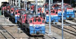 .韩国铁路工会罢工历时5天结束.