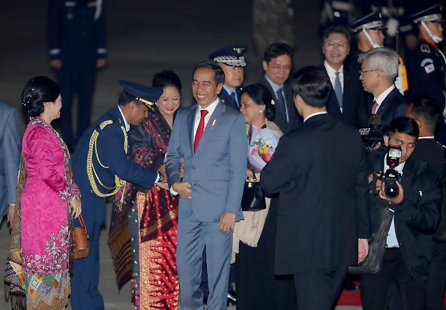 Indonesia, S. Korea sign comprehensive economic partnership agreement