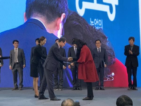 박양자 원우목장 대표, 무첨가 요거트와 치즈로 '2019 강소농대전 우수상' 수상