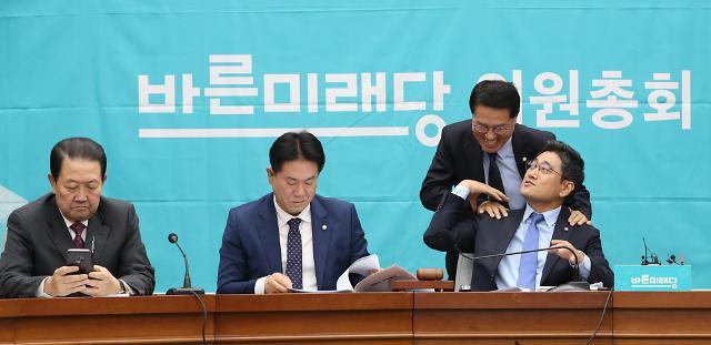 바른미래당, 유승민·오신환 등 '변혁 의원 전원' 징계 절차 착수