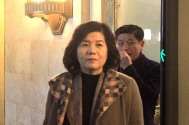 朝鲜外务省第一副相结束访俄行程回国