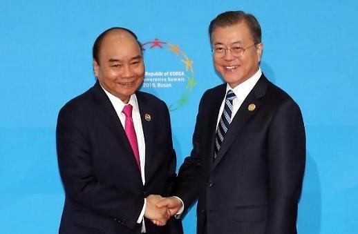 Thủ tướng Việt Nam Nguyễn Xuân Phúc tham gia lịch trình Hội nghị thượng đỉnh Hàn Quốc - ASEAN 2019
