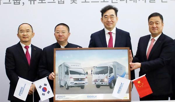 중국차의 공습..상용 전기차 2020년 한국서 달린다
