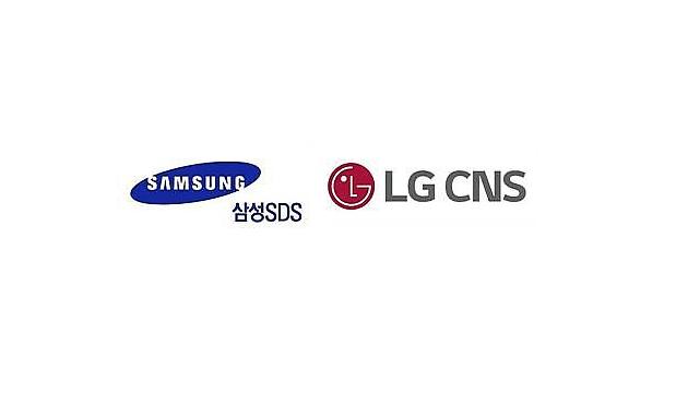 1200억 공공 SW사업 잡아라... 양대 SI 업체 삼성SDS-LG CNS 맞대결