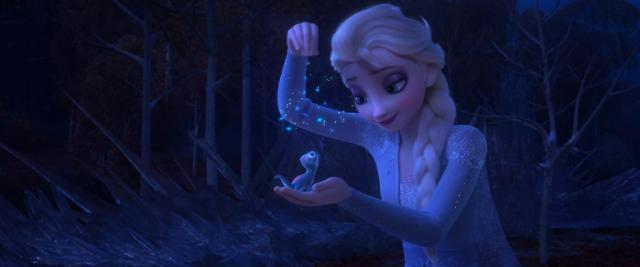 《冰雪奇缘2》在韩观影人次破500万