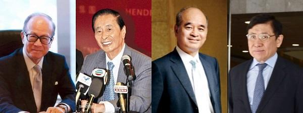 [특파원스페셜]中 눈치보랴, 민심 의식하랴...떨고있는 홍콩 재벌들