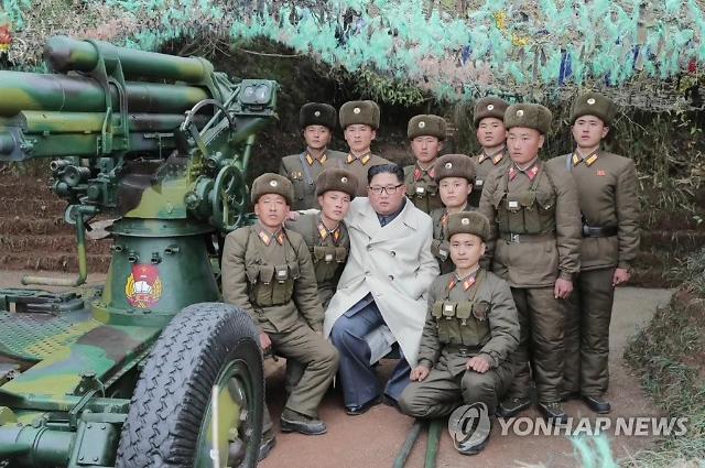 정경두 국방, 김정은 군사합의 위반 해안포 사격에도 인내 강조
