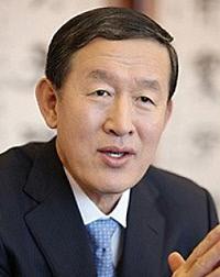 """한-베트남 포럼 허창수 회장 """"한국은 베트남의 매력을 잘 아는 파트너...교역액 1000억 달러 시대 열자"""""""