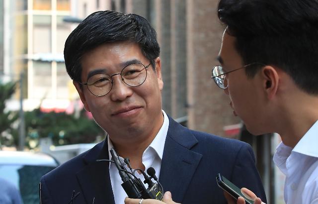 """백원우 """"김기현 첩보 전달? 기억 안 나…檢 정치적 의도 의심"""""""