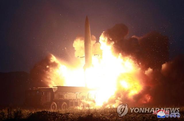 합참 북한, 함경남도 연포서 미상 발사체 2발 발사 (2보)