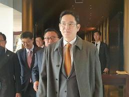 .李在镕同越南总理单独会面 商议投资研究开发中心等.