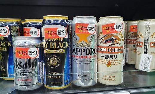 """No Japan""直击日本啤酒……上月韩国出口降至零"