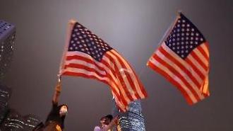 Tổng thống Mỹ phê chuẩn luật Nhân Quyền và Dân Chủ Hồng Kông