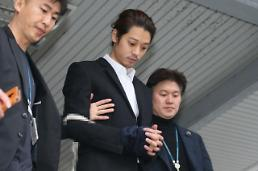 .Two disgraced singers get jail sentences of up to six years on rape and other charges.