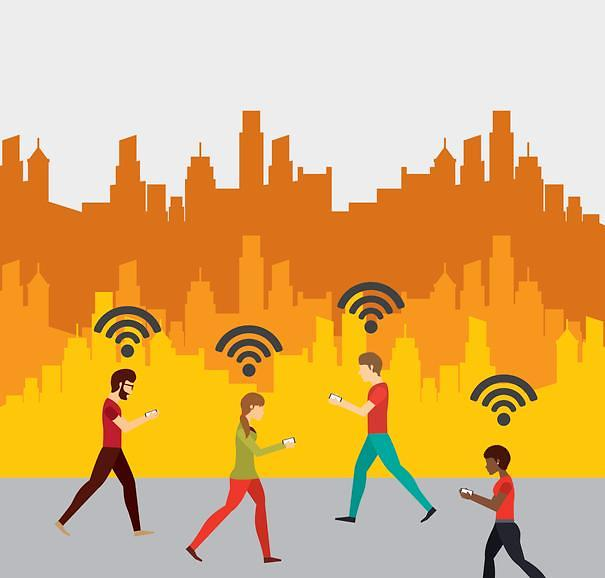 State research body develops new method to dramatically increase public bus Wi-Fi speed