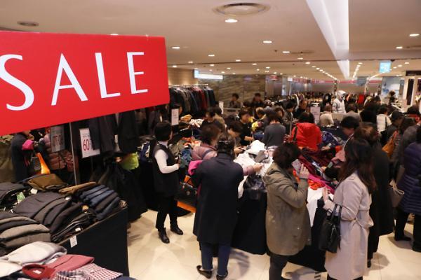 [주말 쇼핑정보] 블프 득템 어렵다면…3대 백화점, 겨울 세일 노려라