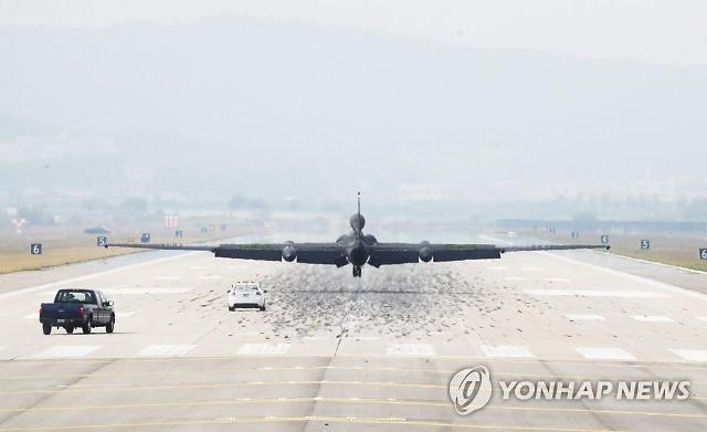 스파이 정찰기 美 U-2S, EP-3E 에리스 이어 이틀 만에 韓 전개