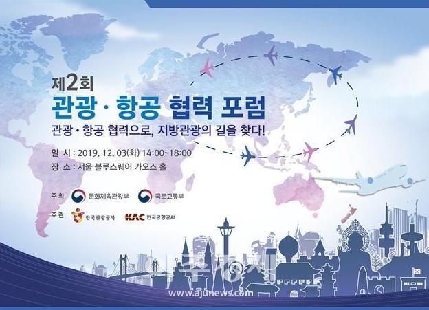 방한 외래객 79% 서울 방문…관광·항공 협력해 지방 관광 길 찾는다