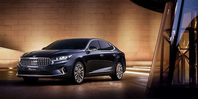 起亚发布K7 Premier X版新车