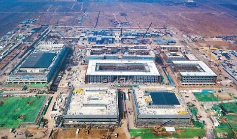 投资73.82亿元 SK创新将在江苏盐城新建电池厂