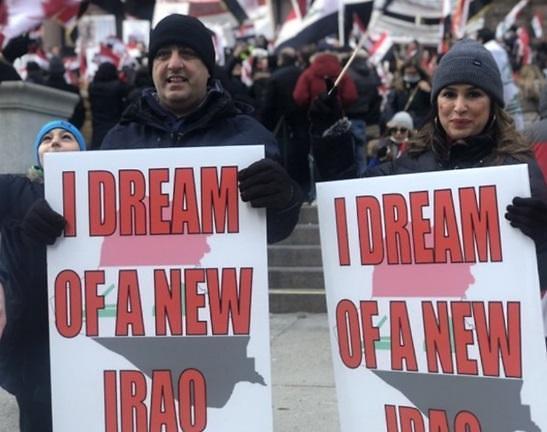 [수요일의 전쟁] 이라크 국기 손에 쥐고 죽은 청년의 무게