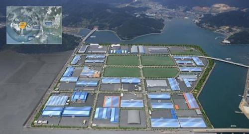 Power company to build worlds largest solar power roof at Busan port