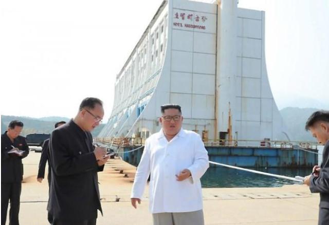 韩政府:朝鲜坚持要求完全拆除金刚山韩方设施