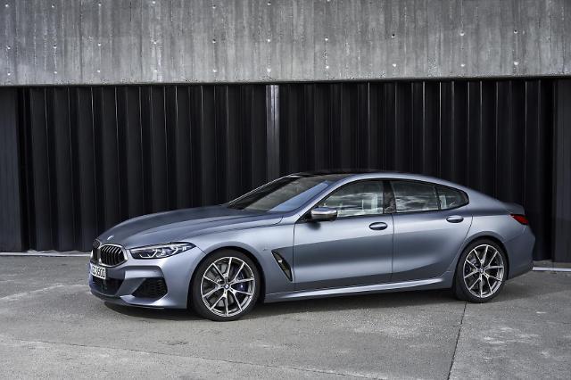한국자동차기자협회, 12월의 차에 BMW 뉴 8시리즈 선정