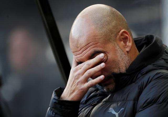 리버풀과 승점 11점차 맨시티...우승 확률은?