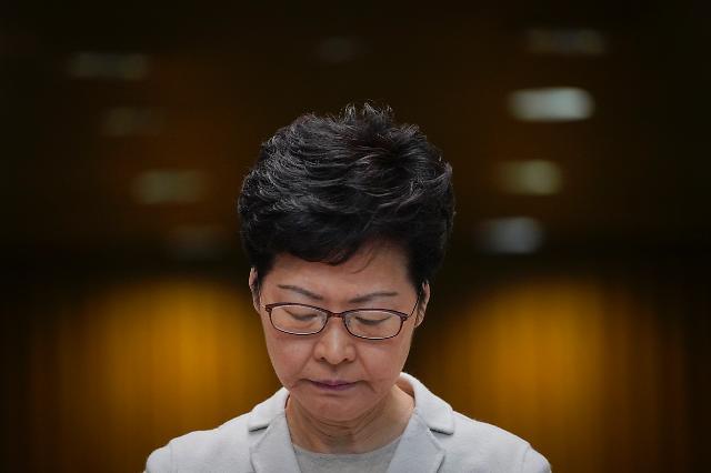 캐리 람-시진핑 또 만난다.. 홍콩 매체 람 장관 16일 베이징 행