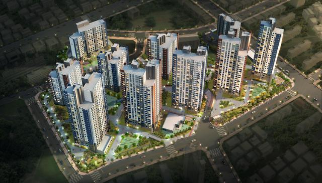 두산건설, 인천 부평 두산위브 더파크 507가구 일반분양 주목