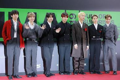 K-pop band BTS to perform at 2019 Mnet Asian Music Awards in Japan