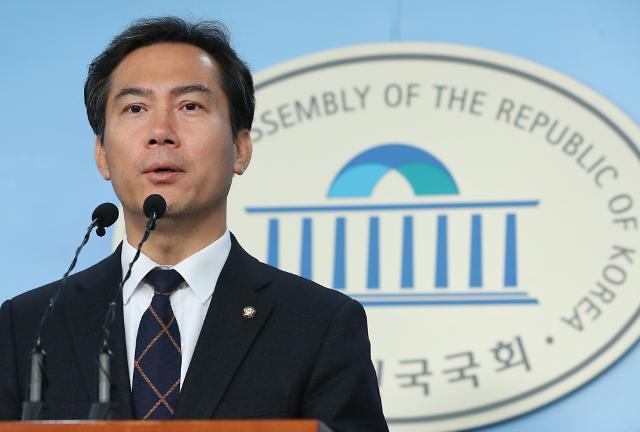 """[전문] 김영우 총선 불출마 선언 """"미래를 준비하는 정치가 돼야"""""""