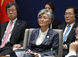 .康京和:韩半岛在任何情况下都不会生战.