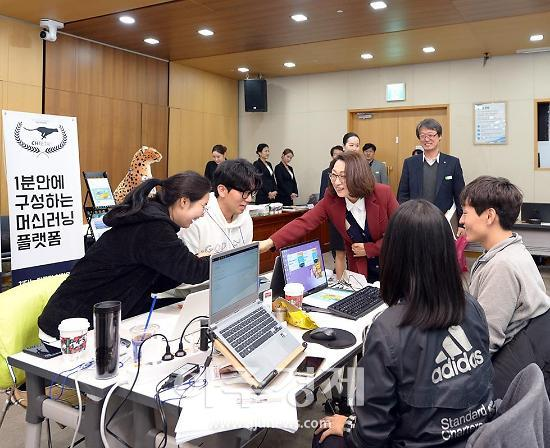 성남시, 전국 지자체 최초 공공 빅데이터 활용 이노베이션 챌린지 대회 개최