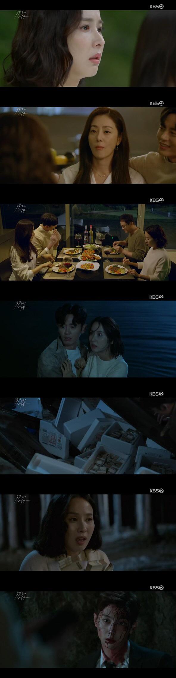 [간밤의 TV] 전개·배우 호연까지…첫방 99억의 여자, 동백꽃 인기 이을까