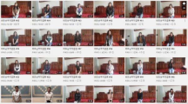 2001.160.42…유튜브엔 바코드 번호가 찍힌 여성들이 있다