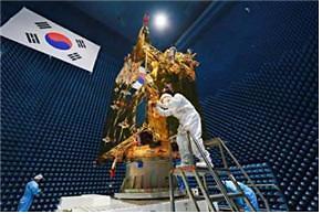 모습 드러낸 위성 천리안 2B...동아시아 미세먼지·해양환경 관측