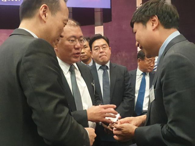 """[단독]정의선 현대차 부회장 """"조만간 알리바바 찾아가겠다""""…모빌리티 큰그림"""