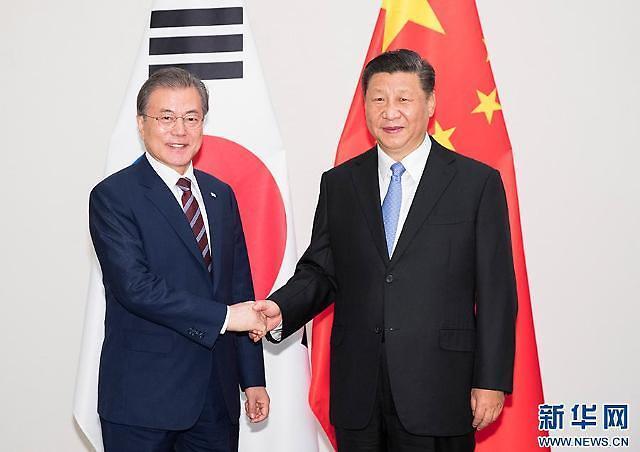 """시진핑, 내년 상반기 방한할 듯...""""중국, 진지하게 검토"""""""
