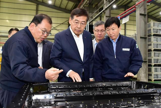 LG화학, GM과 손잡고 미국에 배터리 공장 건립... '1조442억원 출자'