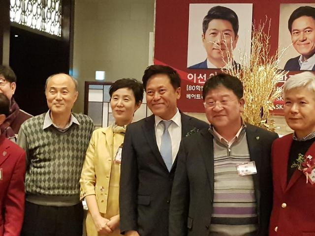 박정호 SK텔레콤 사장, 고려대 경영대학 교우상 수상… ICT 발전 핵심적 역할