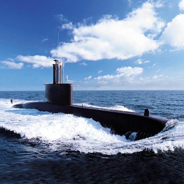 대우조선해양, 국방 연구개발 장려금 은상…조선업체 최초