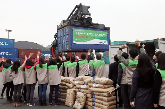 韩拟通过世卫组织对朝提供500万美元保健援助