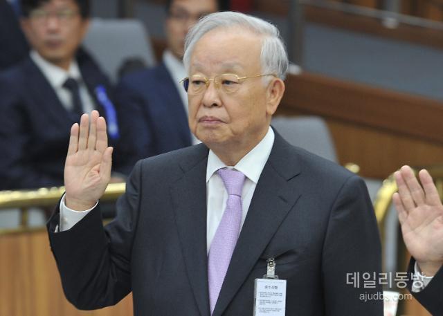 '국정농단' 이재용 재판에 사돈어른 손경식 CJ 회장 증인 채택…이유는