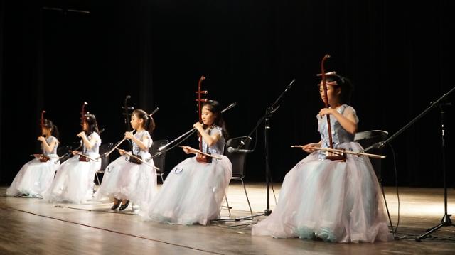第二届中韩青少年才艺表演大会圆满落幕
