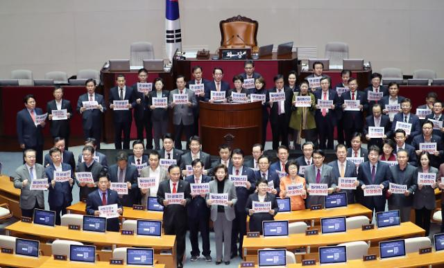 [광화문 뷰] 국민들은 '국회의원 숫자놀음'에 관심 없다