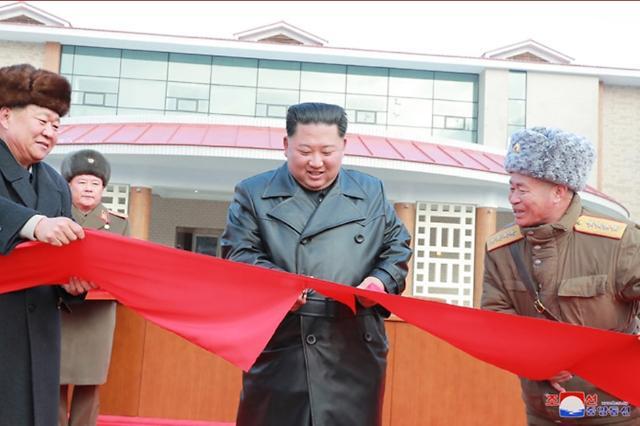 북한 ICBM 시험발사 재개하나