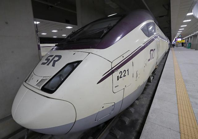수서고속철, 개통 3주년…누적 이용객 6300만명 돌파