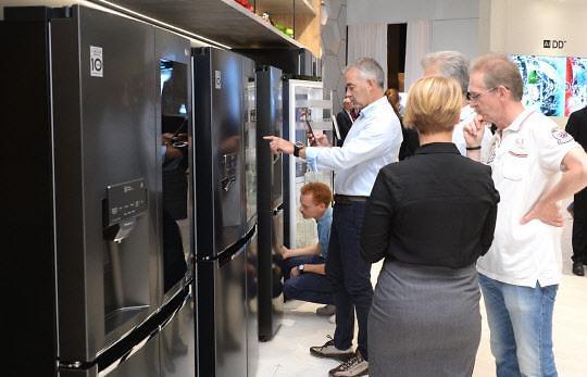 LG전자, 미국 컨슈머리포트 최고의 냉장고 석권